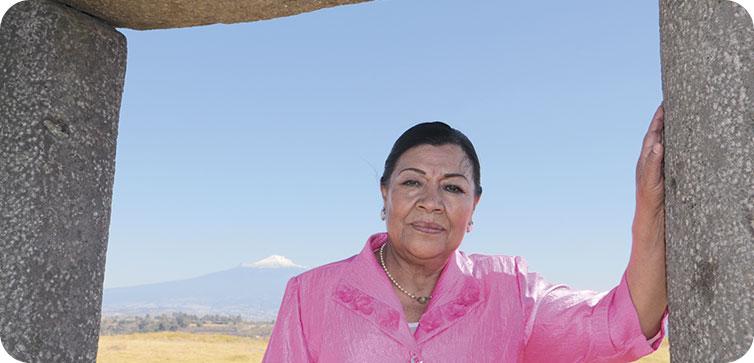 Con costosa hacienda, Martha Palafox inicia la cuarta transformación del país