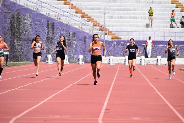 Logra atletismo tlaxcalteca cinco pases directos a Nacionales Conade