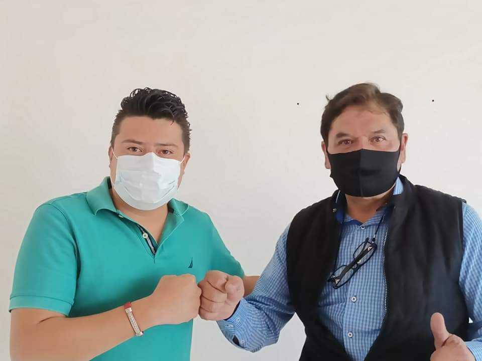 Signa Ricardo Morales Cruz convenio de colaboración educativo y cultural