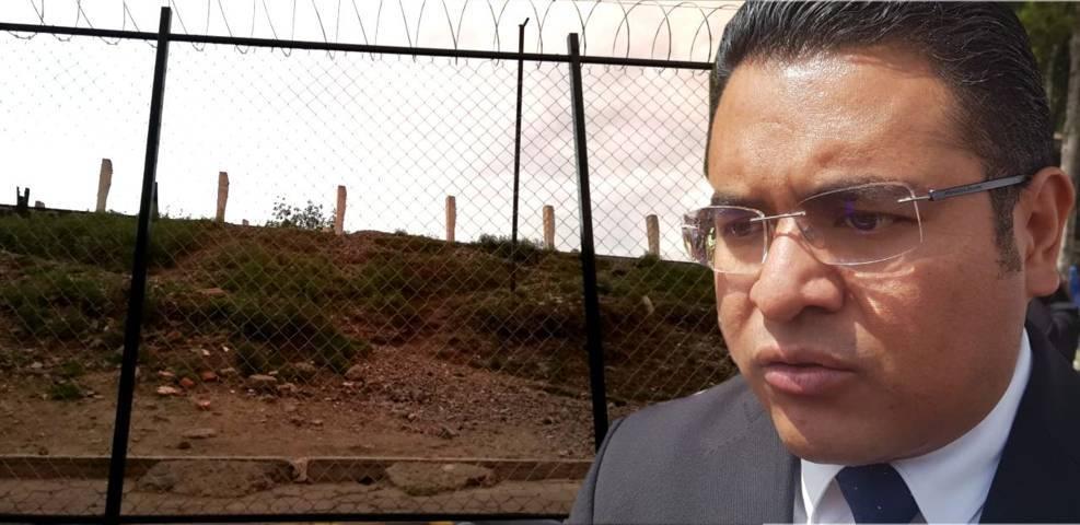 Malla anti migrantes en Apizaco es por abusos de los indocumentados