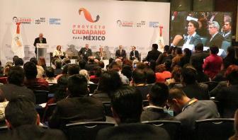 Movimiento Ciudadano limitaría su participación en Frente Amplio
