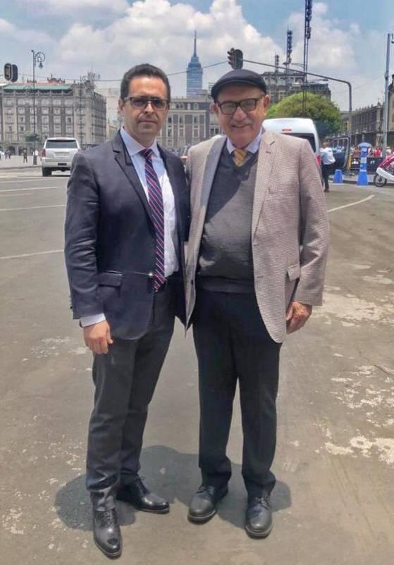 Aborda MCH temas de impacto positivo para la educación en Tlaxcala con Guevara Niebla