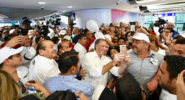 Ricardo Anaya es un vulgar ladrón, dice José Antonio Meade