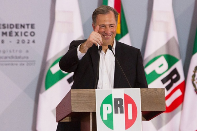 Ofrece José Antonio Meade consolidad frontera norte del país