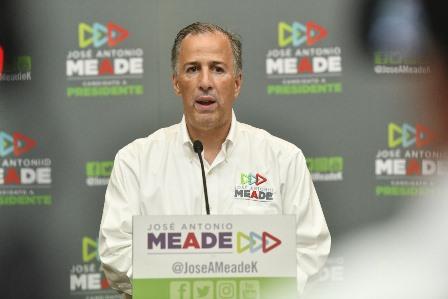 Inaceptable la actitud de Trump contra menores migrantes: Meade