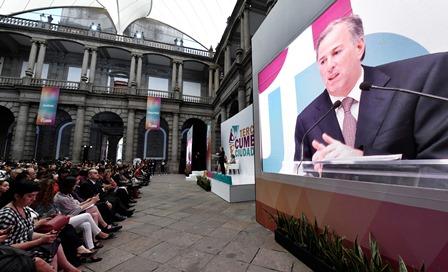 José Antonio Meade propone reformas para terminar con la impunidad