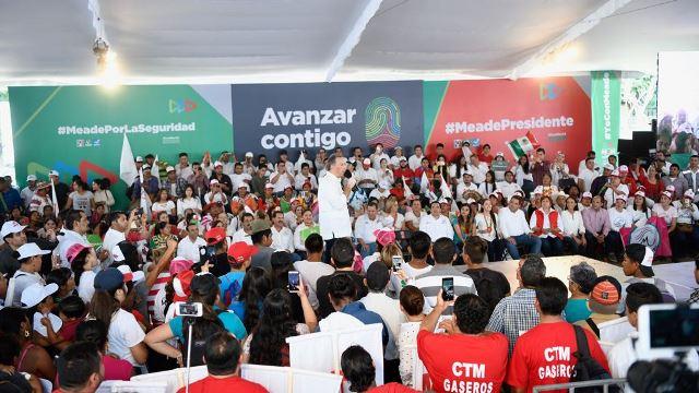 Meade ofrece proteger a trabajadores e industria mexicana