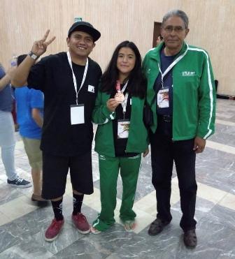 Con dos medallas cierra delegación tlaxcalteca participación en Juegos Populares