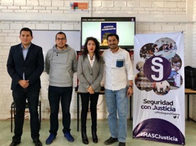 Buscarán fortalecer mecanismos de solución de controversias en Tlaxcala