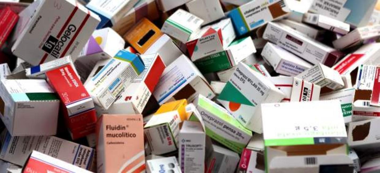 Millones de medicamentos en la SESA a la basura