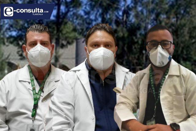 Cinco médicos de Tlaxcala recibirán la condecoración Miguel Hidalgo