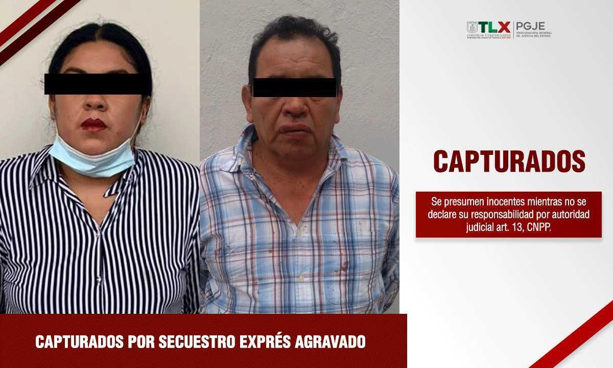 Detienen a peligrosos secuestradores que operaban en Tlaxcala