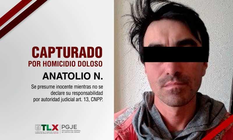 Aprehenden Tlaxcala y Veracruz a imputado por homicidio