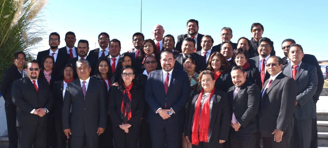 Directores de planteles Cecyte Tlaxcala presentan plan de mejora continua