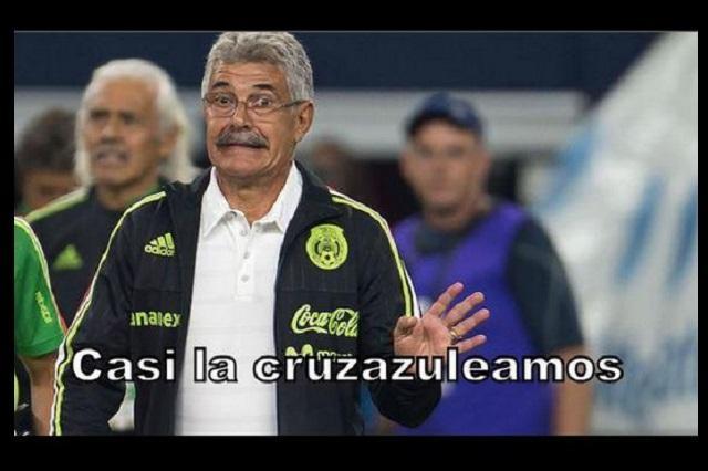 México vence a Estados Unidos y explota el #DesmadreTricolor