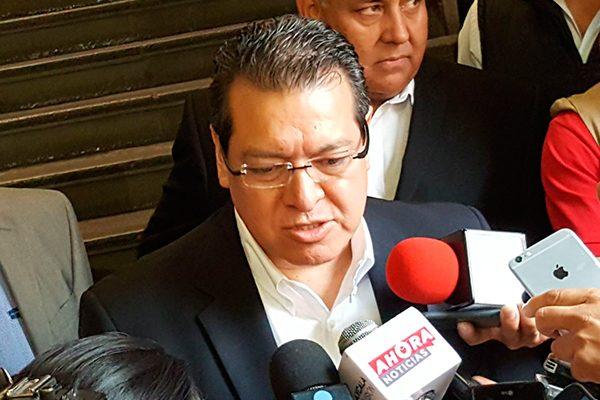 No permitirá Marco Mena distracciones dentro de su gobierno por elecciones