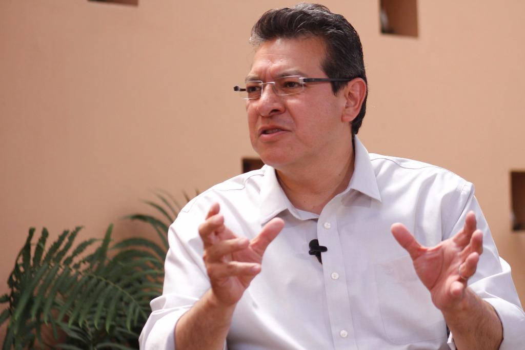 En Tlaxcala el robo de combustible no es grave, advierte Marco Mena