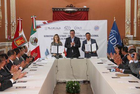 Tlaxcala, referente nacional en capacitación a policías: Mena