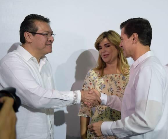 Respalda Marco Mena acuerdos de LIV Sesión de la Conago