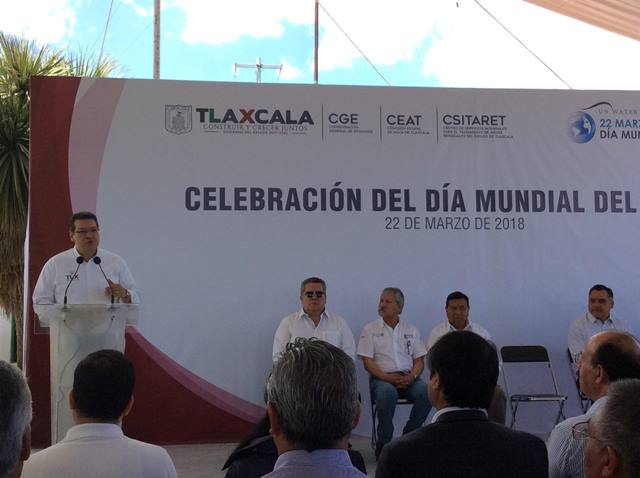 Invertirá Tlaxcala 160 mdp para cuidado del agua