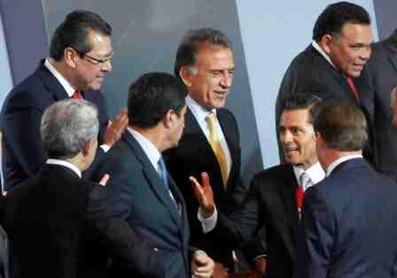 Destaca Marco Mena logros de presidente Peña Nieto