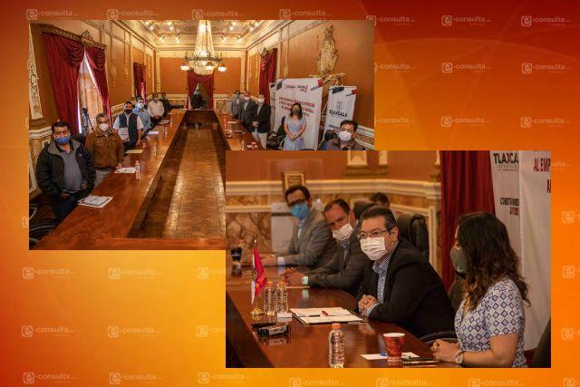 Créditos a negocios locales por Covid-19 conservan 6 mil 127 empleos: Marco Mena