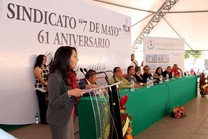 Respeta el TSJE Derechos Humanos y laborales: Elsa Cordero Martínez