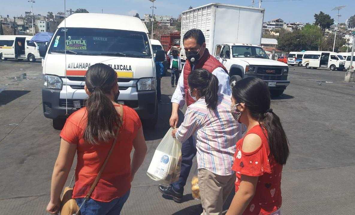 Captan a Luis Antonio Herrera en mercado municipal