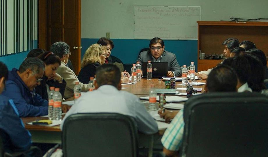 Encabeza alcalde mesa de trabajo para modificar Bando de Policía y Gobierno