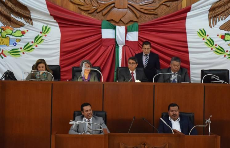 Inicia Segundo Periodo Ordinario de Sesiones, correspondiente al primer año de ejercicio legal