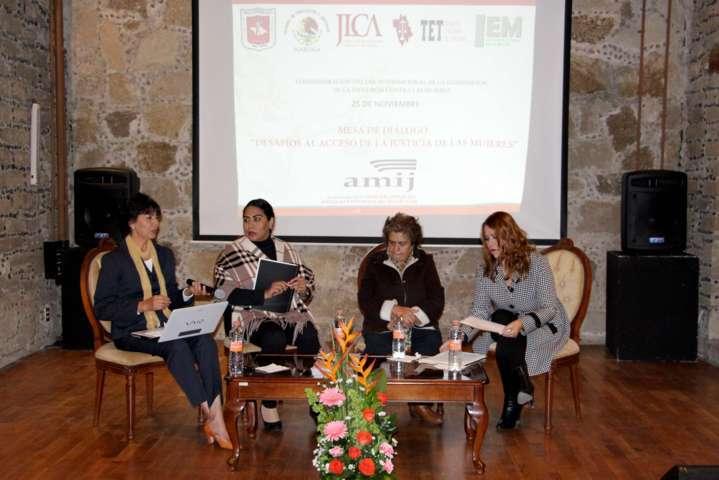 """Celebran en Tlaxcala """"Desafíos al Acceso de la Justicia de las Mujeres"""""""