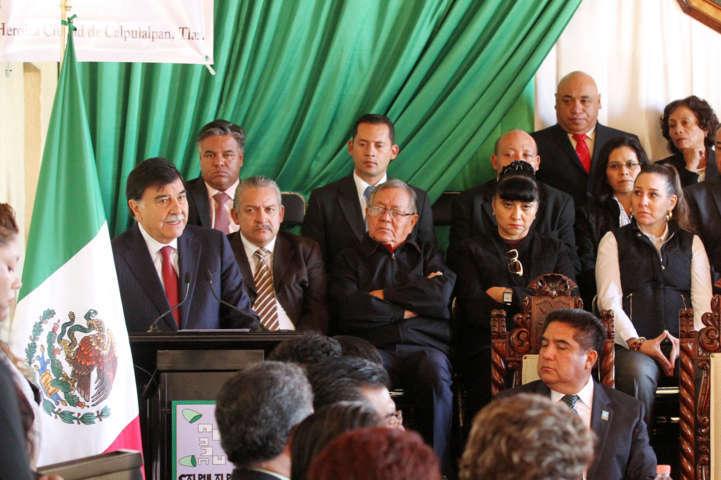 Calpulalpan dejó atrás el reclamo para dar muestra de progreso: VHR