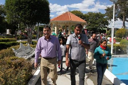 Españita dejó de ser un municipio marginado: alcalde García