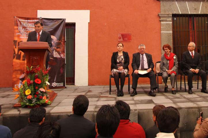 Inauguran la remodelación del Museo Nacional del Títere en Huamantla