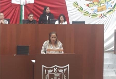 Exhibe diputada cochinero de Irma Yordana y María Félix