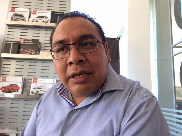 Desmiente Miguel Ángel Caballero Yonca acusaciones en su contra