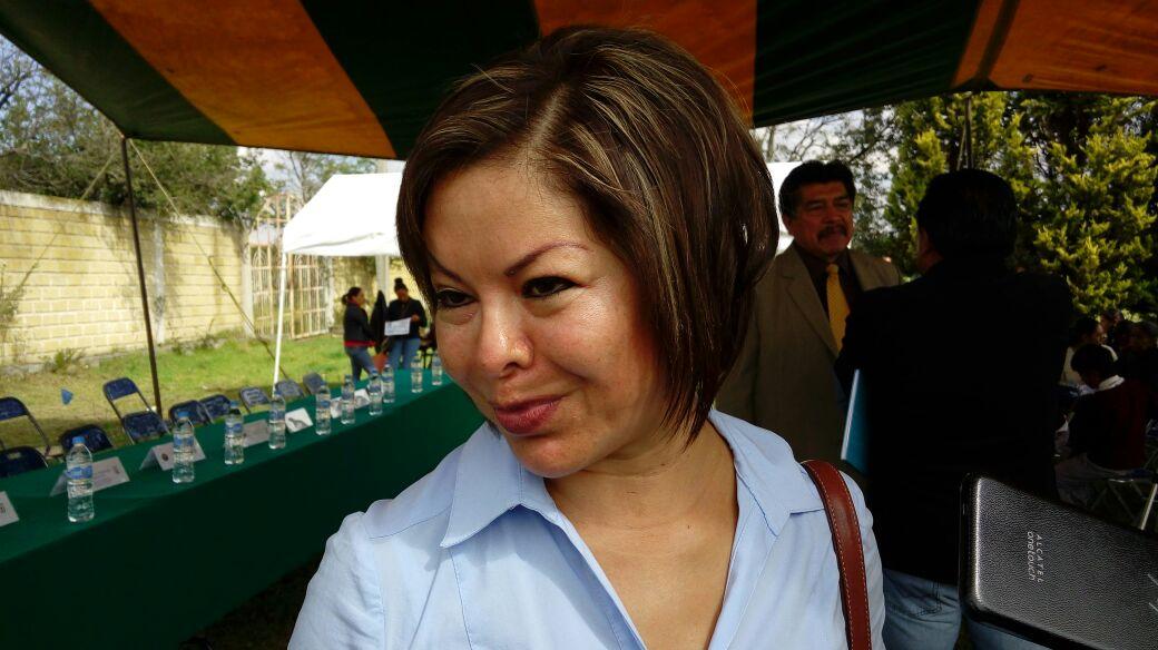 Se presume Minerva Hernández como aliancista y apoya Frente Amplio PAN–PRD