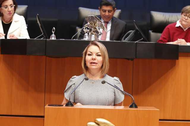 La austeridad debe ser una política pública, no un discurso vacío: Minerva Hernández