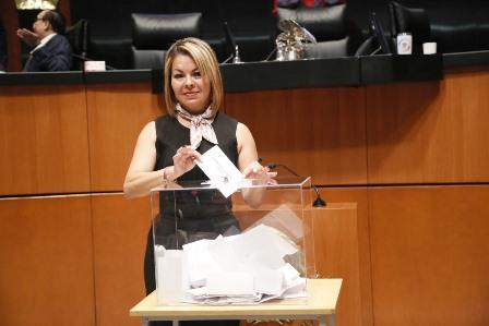 Nuevo titular de CNDH debe garantizar autonomía de la institución: Minerva Hernández