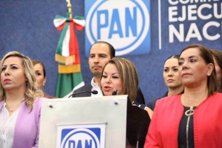 Gobierno de México sin estrategia para protección a las mujeres: Minerva Hernández