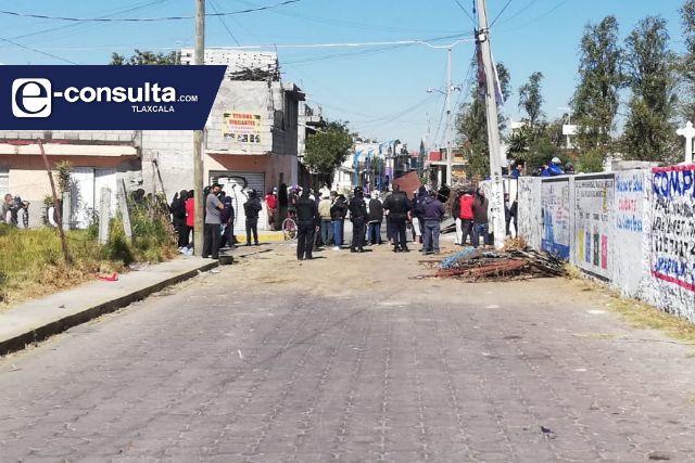 Minoría se resiste al proyecto del panteón La Santísima en SPM