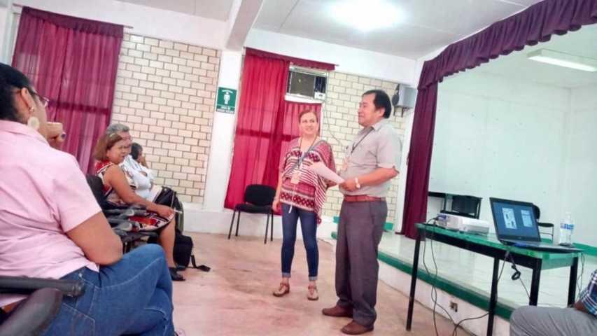 Tlaxcala presente en la Academia Nacional de Misiones Culturales