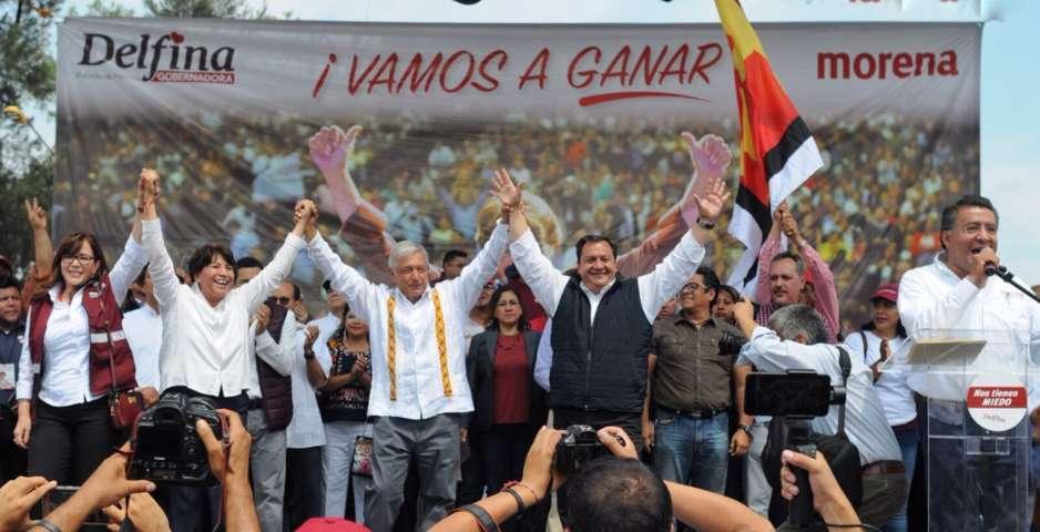 Se congratula el tlaxcalteca Javier Potrero de la alianza PT-Morena