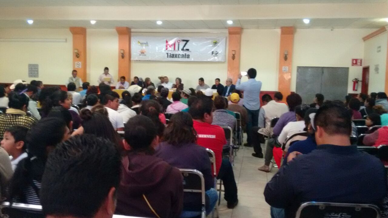 Conforman en Tlaxcala la coordinación del Movimiento de Izquierdas