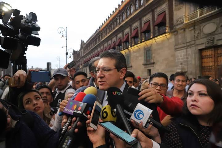 Participa el gobernador Marco Mena en Conago con AMLO