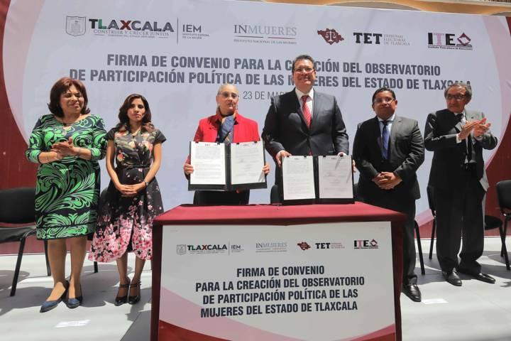 Igualdad política reconoce papel de las mujeres: Marco Mena