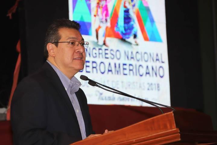 Turismo se consolida en Tlaxcala, crece 6% anual: Marco Mena