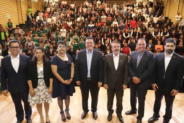 Aprovechemos el momento económico que vive Tlaxcala: Marco Mena