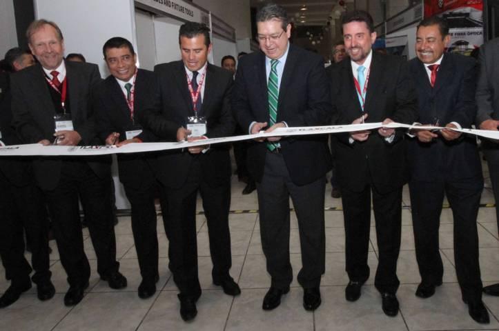 Marco Mena inaugura Foro De Proveeduría Regional del Corredor Industrial Zona Centro