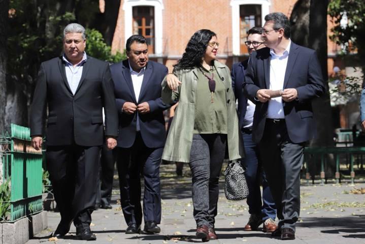 Anuncian Marco Mena y Alejandra Frausto instalación de Secretaría De Cultura en el ITC de la capital